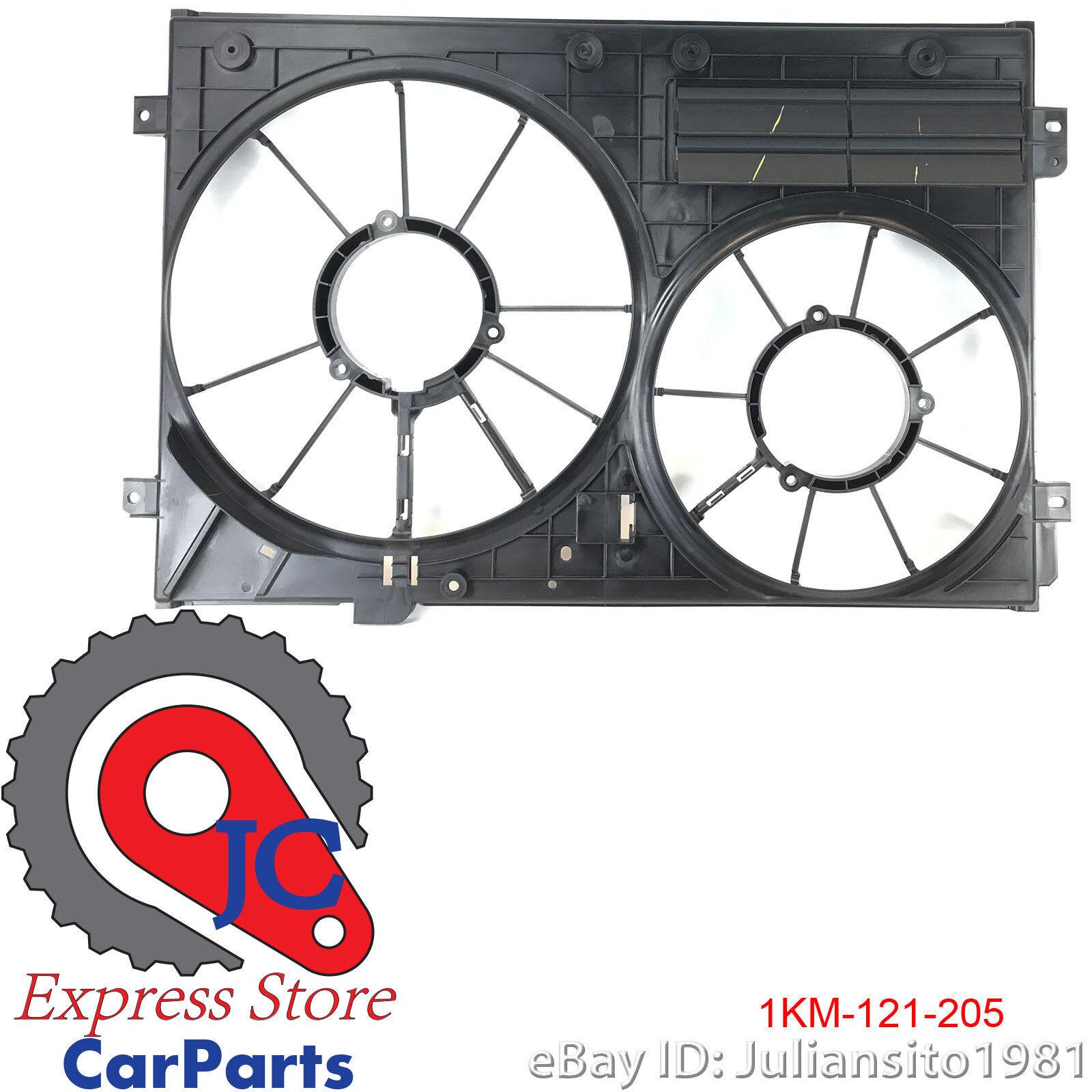 Volkswagen 1KM121205 Genuine OEM Fan Shroud