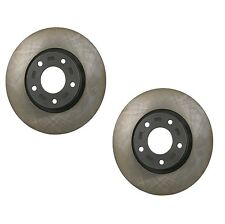 NEW Mazda 3 Mazda 5 Pair Set of 2 Front Disc Brake Rotors OPparts 405 32 014