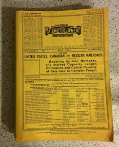Huge-Reference-Book-Official-Railway-Equipment-Register-Vol-89-No-1-JUL-1973