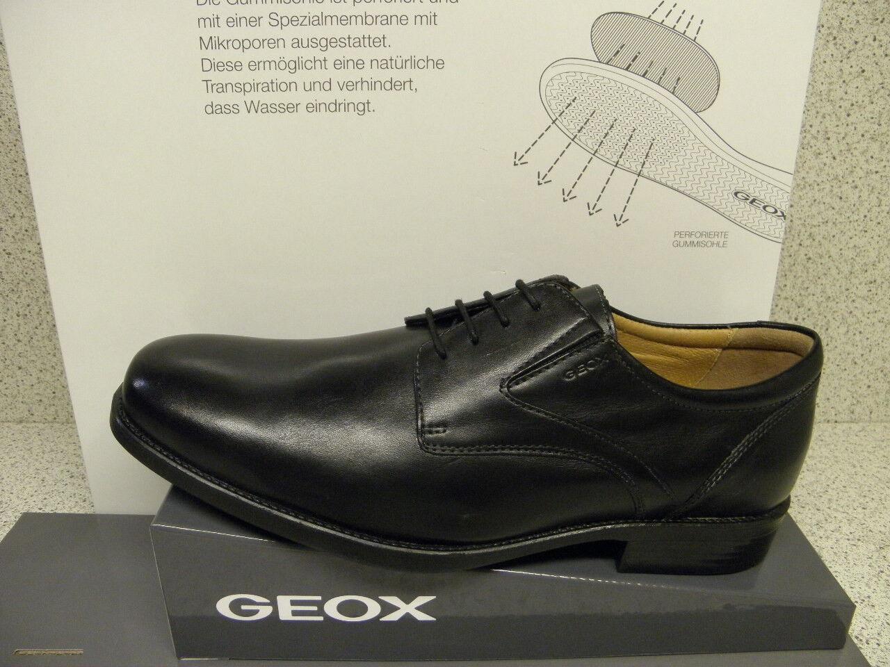 GEOX® reduziert  bisher 119,95 €   schwarz  + gratis Premium - Socken (G29)
