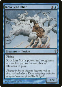 1X-FOIL-Krovikan-Mist-MTG-Magic-the-Gathering-COLDSNAP-Krovikan-Mist