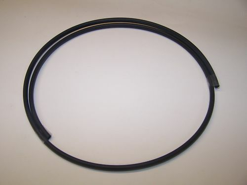"""4/'  3//16/""""  3:1 black adhesive heat shrink tube sleeve harness sleeve"""