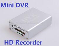 1 Channel Surveillance Digital Video Audio 30fps Motion Detect Mini Dvr