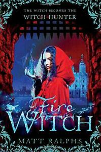 Fire-Witch-Fire-Girl-2-by-Ralphs-Matt-NEW-Book-FREE-amp-FAST-Delivery-Paper