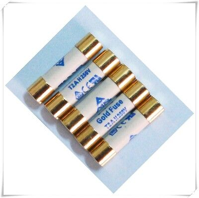 ARM Audio 90% Silver Alloy Fuse Tube 5x20mm 3.15A  (Slow Blow)