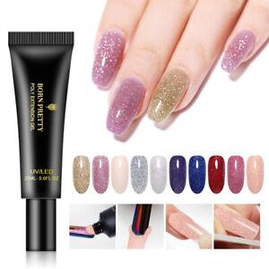 BORN-PRETTY-20ml-Poly-Extension-Building-Gel-UV-Gel-Nail-Polish-Finger-Extended
