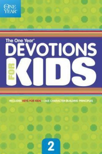 The One Year Devotions for Kids #2 [The One Year, 2]