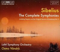 Osmo V Nsk, J. Sibel - Symphonies 1-7 / Tapiola Op 112 [new Cd] on sale