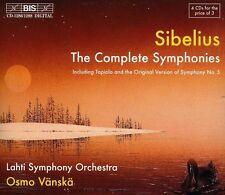 Osmo V nsk, J. Sibel - Symphonies 1-7 / Tapiola Op 112 [New CD]