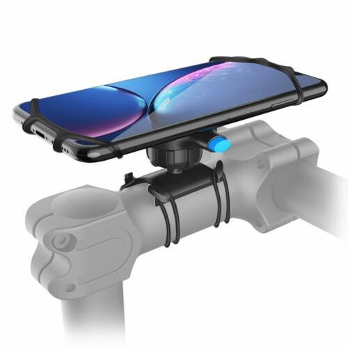 Bike Motorcycle Phone Holder Mount Handlebar GPS Bracket for iPhone Samsung