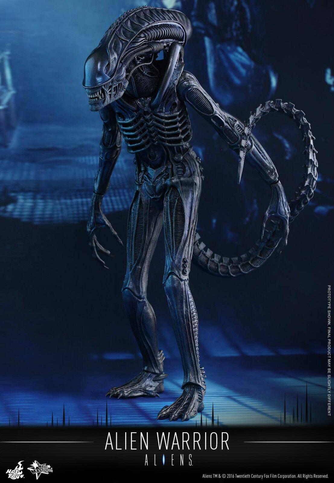 Sideshow Hot Toys Movie Masterpiece - Xénomorphe Alien Warrior Figurine Figurine Figurine - Neuf / 56aae0