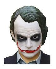 ya0846 Batman The Dark Knight Joker Clown Rubber Latex Mask Full face Head