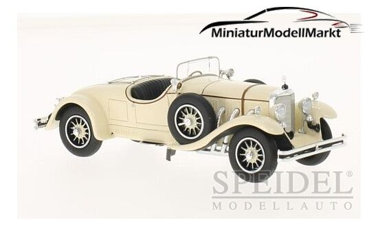 #43210 Neo MERCEDES 24/100 roadster beige 1926 1:43 | Outlet Store Online  | Outlet  | Durable Service