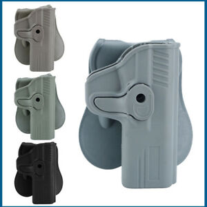 Details about Tactical Right Hand Paddle Belt For S&W M&P 9mm Girsan MC 28  SA Pistol Holsters
