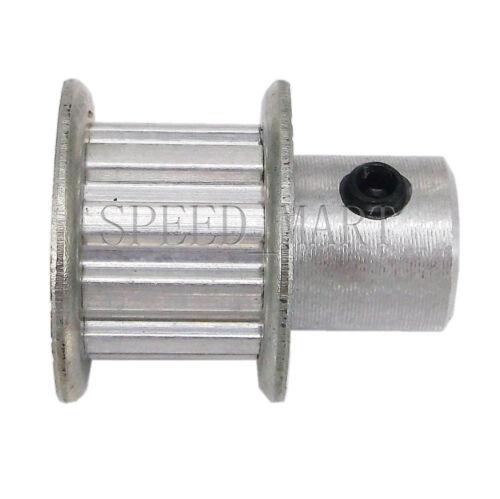 2pcs XL XL12 Timing Pulleys 12 Tooth 5mm Bore /& 110XL Belt for Stepper Motor