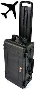 Elite-EL2007W-Carry-On-Waterproof-Case-w-Foam-For-Camera-Video-Equipment-luggage