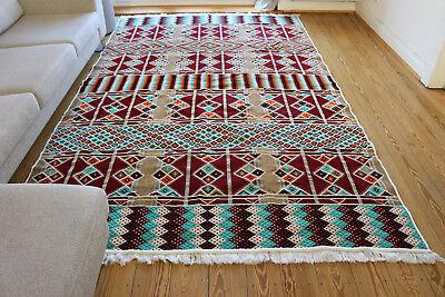 Abile 200x300 Cm Tappeto Orientale, Carpet, Kelim, Rug, Damaskunst S 1-6-21 Distintivo Per Le Sue Proprietà Tradizionali