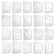 3d Wand Platten Kunststoff Paneele Pvc Wandverkleidung 50x50cm Sparpaket Hd123 Ebay