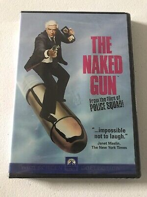The Naked Gun: From the Files of Police Squad! (DVD, 2000