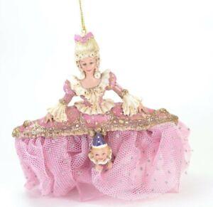 Mother-Ginger-Nutcracker-Ballet-Resin-Christmas-Ornament-NEW