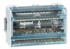 6 MODULES LEGRAND  04881 13 CONNEXIONS 2P 40 A RÉPARTITEUR MODULAIRE