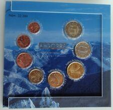 Andorra 2014 official euro coins mint set 8 pcs BU