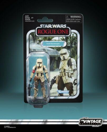 "3.75/"" 2019 Star Wars The Vintage Collection Wave 1 - Scarif Stormtrooper"