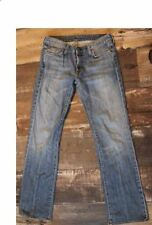 item 5 Womens 7 for all mankind dojo Jeans Sz 29 EUC Made in USA -Womens 7  for all mankind dojo Jeans Sz 29 EUC Made in USA 612af87ce