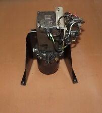 Mercruiser   Power Trim Pump Battery  Cables 79139A12  79138A8