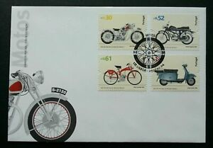 SJ-Portugal-Motorcycles-2007-Vehicle-Transport-stamp-FDC