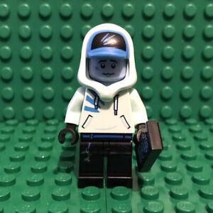 LEGO-Jack-Davids-minifigure-Blue-Head-hs031-Hidden-Side-70427-mini-fig-figure
