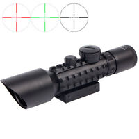 3-10x42rifle Scope Reticle For Accurate Rifle Aiming Compact Sight Scope