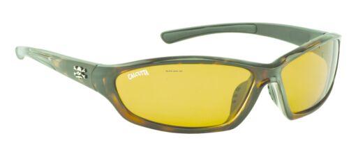 New Polarized Calcutta Backspray Sunglasses Tortoise//Amber 66mm Lens BS1ATORT