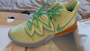 NEW!! Nike Kyrie 5 SpongeBob Squidward