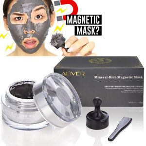 Mineral-Rich-Magnetic-Face-Mask-Pore-Cleansing-Removes-Skin-Face-Care-Clean