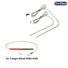 Replacement Parts Hot Rod Igniter Food Meat Probe for Traeger Wood Pellet Grills