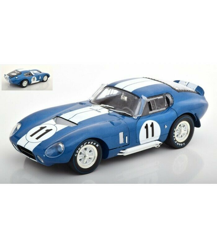 SHELBY COBRA DAYTONA COUPE N.11 8th LM 1965 J.SEARS-R.THOMPSON 1 18