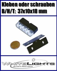 Details About Led License Plate Lamp Number Plate Light Motorcycle Plate Illumination Show Original Title