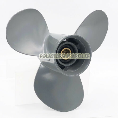 Aluminum Outboard Propeller 11 3//4x10P for HONDA Prop 35-60HP 58130-ZV5-860ZA