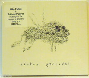 TETEMA-ANTHONY-PATERAS-amp-MIKE-PATTON-GEOCIDAL-CD-SEALED
