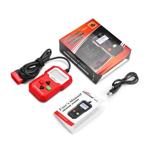 KONNWEI KW590 OBD2 V1.08 Car Auto Code Reader Scan Tool Better Than ODB 2 AD310