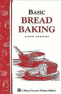 Basic Bread Baking By: Glenn Andrews Paperback 14