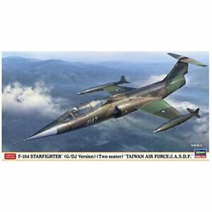 Hasegawa-1-43-TAIWAN-AIR-FORCE-J-A-S-D-F-F-104-STARFIGHTER-G-DJ-Kit-w-Tracking
