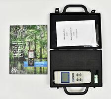 Sper Scientific 850081 Water Quality Meter With Case Ph Mv Conductivity