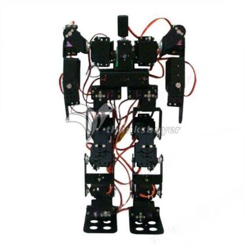 17DOF Biped Robot Educational Robot Kit w// Servos /& Control /& Remote Controller