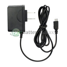 100 Micro USB Battery Home Wall Charger for LG Optimus Zone 3 Stylo 2 Tribute 5