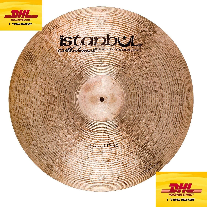 Istanbul Mehmet Cymbals Jazz Series  20-inch  Legend Dark Ride LD-R20