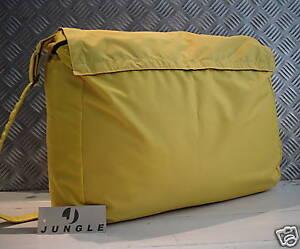 Yellow-Waterproof-Messenger-Shoulder-Side-Bag-NEW