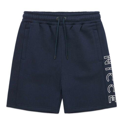 Nicce Shorts 191-06-04-0003 Navy Nicce Stockton Jogger Shorts BNWT
