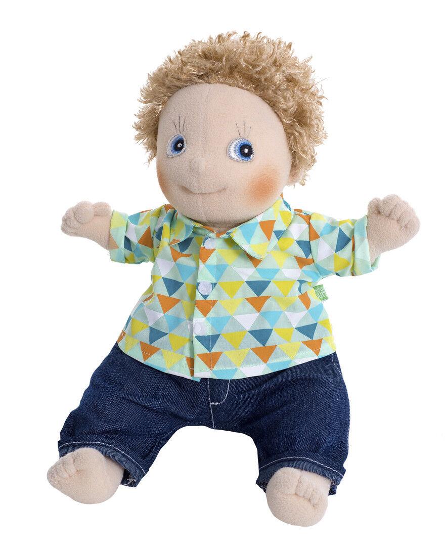 Oliver von RubensBarn RubensBarn RubensBarn Kids 36cm Stoffpuppe Junge Rubens Barn Puppe 90078 5b17e5